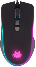 Игровая мышь Tracer Gamezone Mavrica Black, проводная, оптическая