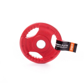 VirosPro Sports LS2123 Weight Disc 1.25kg Red