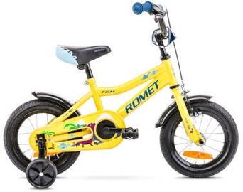 Laste jalgratas Romet Tom 12 7S Yellow/Blue