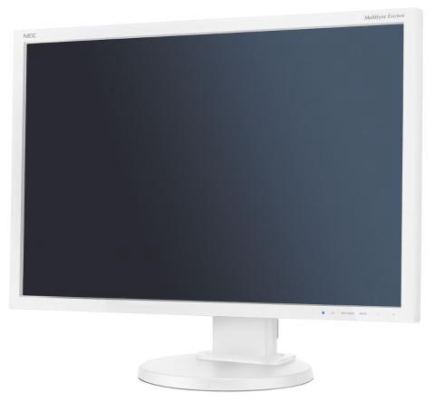 NEC E245WMi White