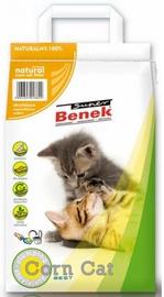 Super Benek Certech Natural Clumping Corn Cat Litter 14l