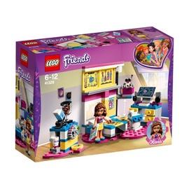 Konstruktor LEGO Friends, Olivia luksuslik magamistuba 41329