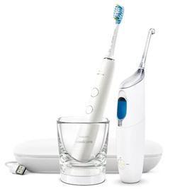 Elektriline hambahari Philips Sonicare AirFloss Pro/Ultra Interdental Cleaner HX8494/01 White