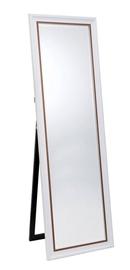 Home4you Heritage Floor Mirror 57x169cm White/Copper