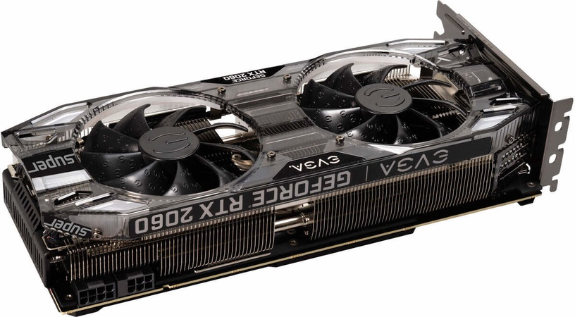 EVGA GeForce RTX 2060 Super XC Ultra OC 8GB GDDR6 PCIE 08G-P4-3163-KR