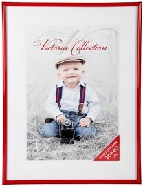 Victoria Collection Photo Frame Future 30x40cm Red