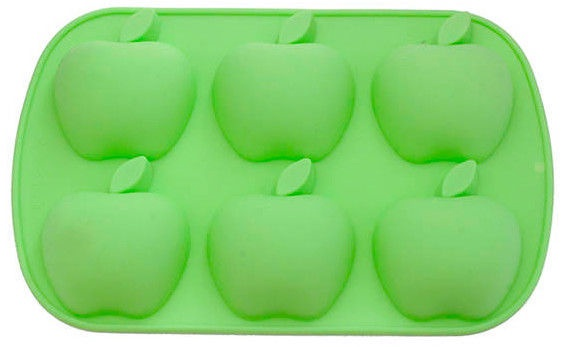 Fissman Cake Mold Apple 28x17.8x3cm 6 Cups