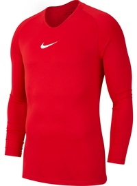Nike Men's Shirt M Dry Park First Layer JSY LS AV2609 657 Red 2XL