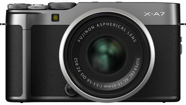 Fujifilm X-A7 + XC 15-45mm F3.5-5.6 OIS PZ Dark Silver