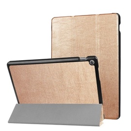 TakeMe Eco-Leather Book Case For Lenovo Tab 4 8 Plus Gold