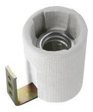 Verners Bulb Socket Ceramic E14 White