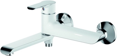 Vento Bari BR7603WHC Shower Faucet White/Chrome