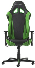 DXRacer Racing R0-NE Gaming Chair Black/Green