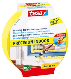 Masking tape Tesa Precision Indoor, 25m x 25mm