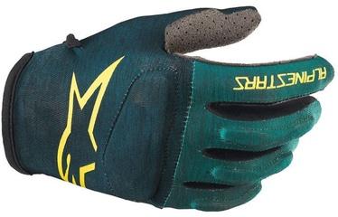 Alpinestars Youth Racer Gloves Blue M