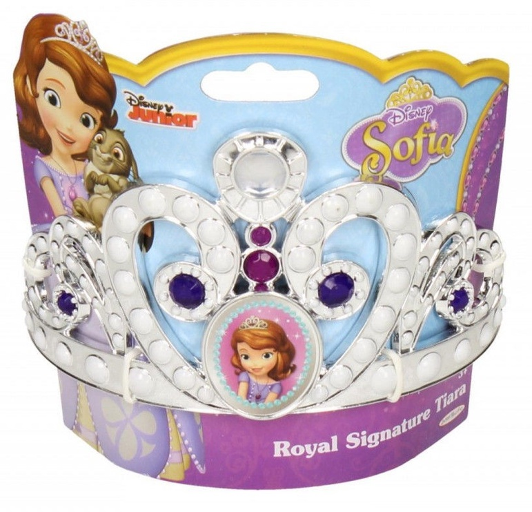 Jakks Pacific Disney Princess Sofia Royal Signature Tiara 81743