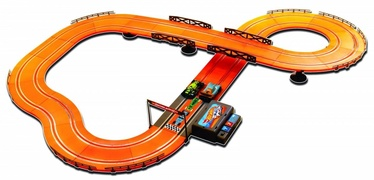 Brimarex Car Track Kidztech Hot Wheels 380cm Orange