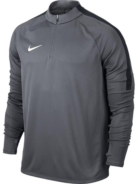Nike Squad Drill LS Top 807063 021 Grey L