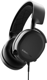 Игровые наушники Steelseries Arctis 3 2019 Console Edition Black