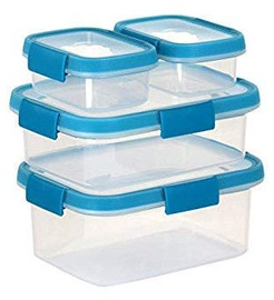 Curver Fresh Lunchbox Set 4pcs