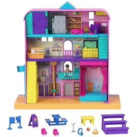Mattel Polly Pocket Pollyville Mighty Middle School GVY51