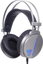 Mänguri kõrvaklapid ForMe Wild Tiger WT-109 Silver