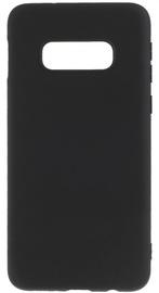 Evelatus Soft Touch Back Case For Samsung Galaxy S10e Black