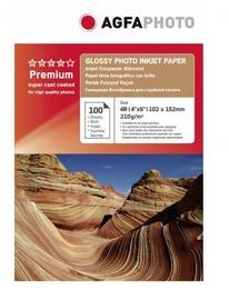 AgfaPhoto Premium Glossy Photo Inkjet Paper A6 210g 100pcs