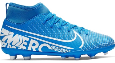 Nike Mercurial Superfly 7 Club FG / MG JR AT8150 414 Blue 38
