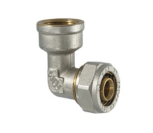 TDM Brass Elbow 1''x32mm 1070
