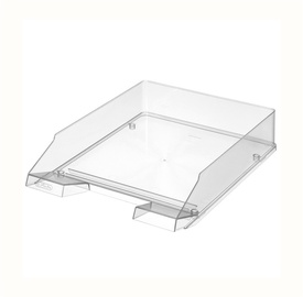 Herlitz Document Tray Transparent 9923202
