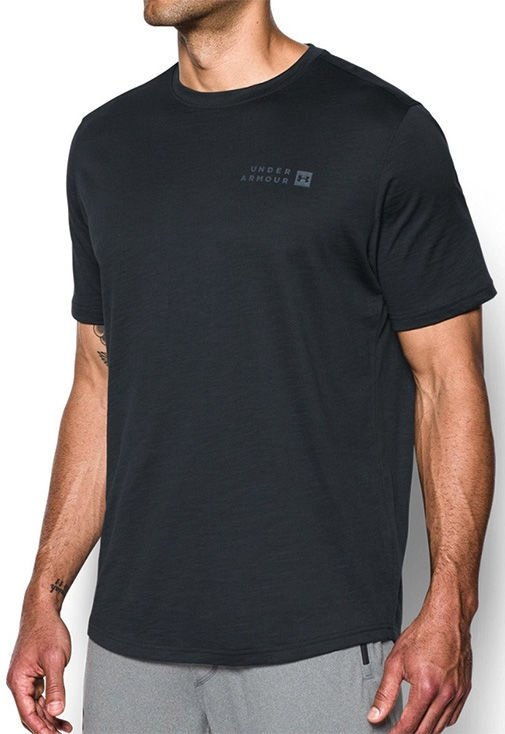 Under Armour T-Shirt Core 1303705-001 Gray L