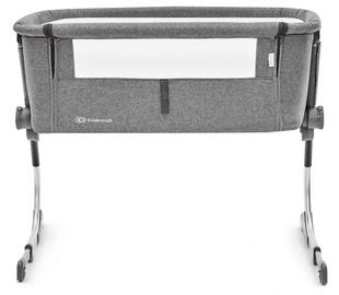 Lastevoodi KinderKraft Uno 2-In-1 Grey, 93x68 cm