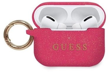 Guess Protection Case For Apple AirPods Pro Pink