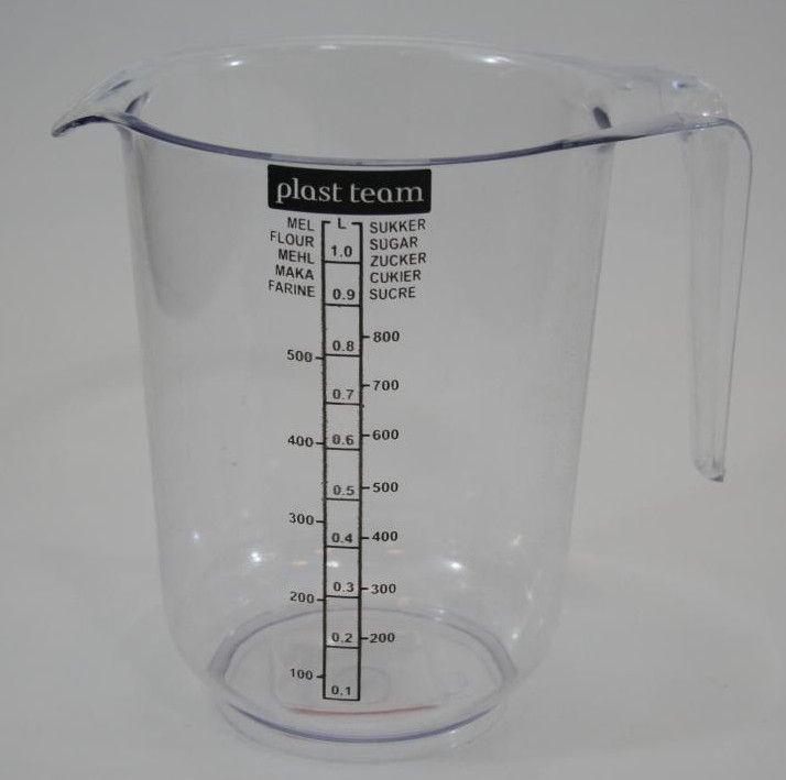 Plast Team Measuring Jug 1l