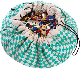Play&Go Storage Bag Diamond Green