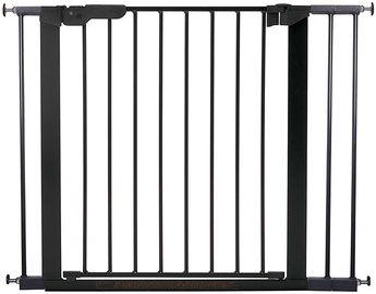 BabyDan Premier Safety Gate + 1 Ext Black