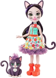 Nukk Mattel Enchantimals Ciesta Cat & Climber GJX40