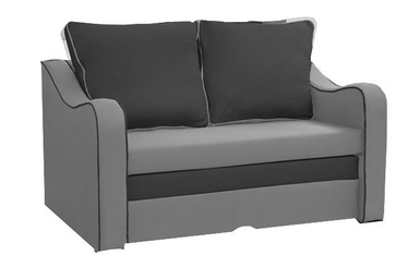 Idzczak Meble Samba Sofa Grey/Black