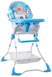 Bertoni Lorelli High Chair BonBon Blue Sailor 2019