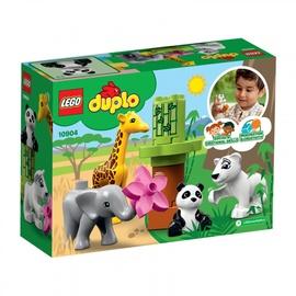 Konstruktor Lego Duplo Baby Animals 10904