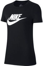 Nike Womens Sportswear Essential T-Shirt BV6169 010 Black S