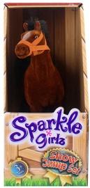 Sparkle Girlz Show Jump Set 31046