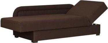 Диван-кровать Bodzio Dawid Right Brown S1, 205 x 87 x 40 см