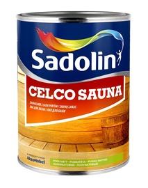 Saunalakk Celco Sauna poolmatt 1l