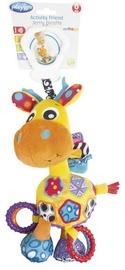 Kõristi Playgro Activity Friend Jerry Giraffe 0186359