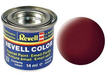Revell Email Color 14ml Matt RAL 3009 Reddish Brown 32137