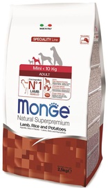Monge Speciality Line Mini Adult Lamb & Rice 2.5kg