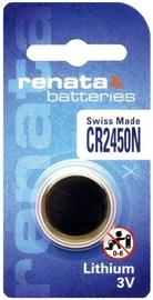 Renata CR2450-1BB Battery 1x