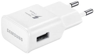 Samsung Adaptive USB Plug 2A Fast Charger White MS
